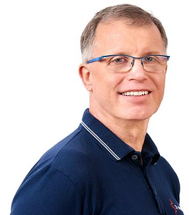 Dr. med. Uwe Bahr, Facharzt für Neurologie, FA für Psychiatrie und Psychotherapie