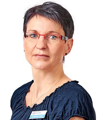 Schwester Antje, Facharztpraxis Dr. med. Uwe Bahr, Anger 47, Erfurt
