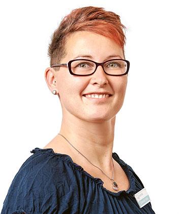 Schwester Heike, Facharztpraxis Dr. med. Uwe Bahr, Anger 47, Erfurt